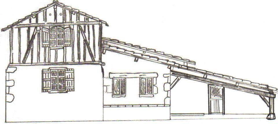 Etude de projet langui david for Papier pour permis de construire